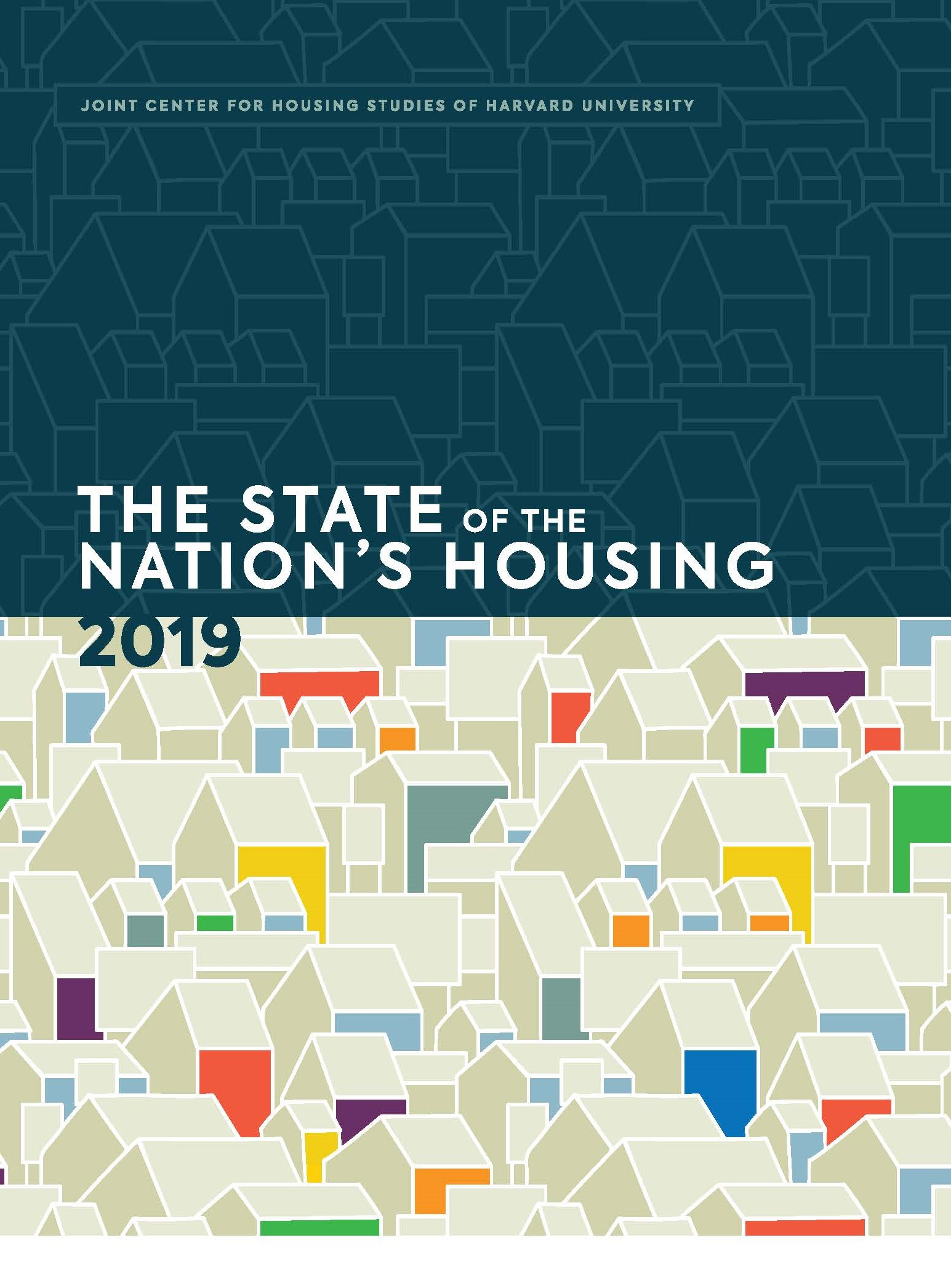 Harvard JCHS State of the Nations Housing 2019 Cover