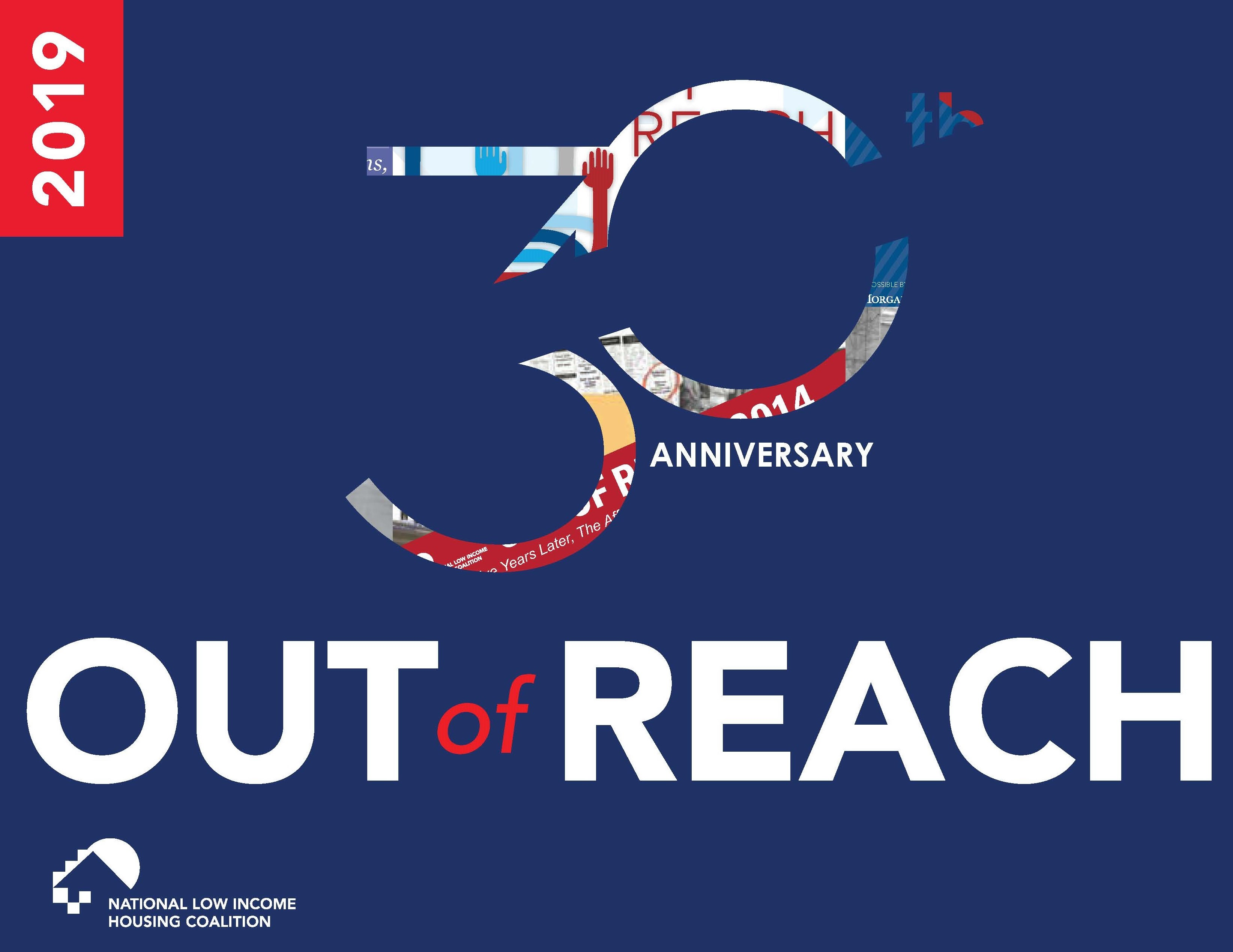 Out Of Reach 2019 Cover